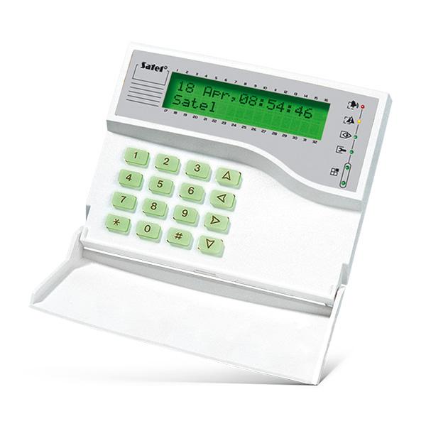 MANIPULATOR LCD INT-KLCDK-GR DO CENTRAL INTERGRA