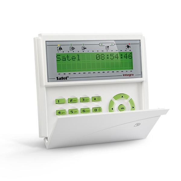 MANIPULATOR LCD INT-KLCDR-GR DO CENTRAL INTERGRA