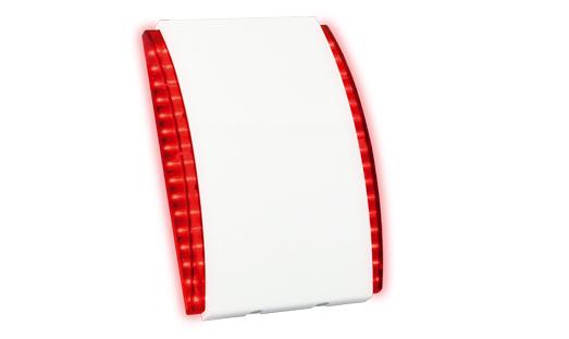 Wewnętrzny sygnalizator optyczno-akustyczny MODEL: SPW-220
