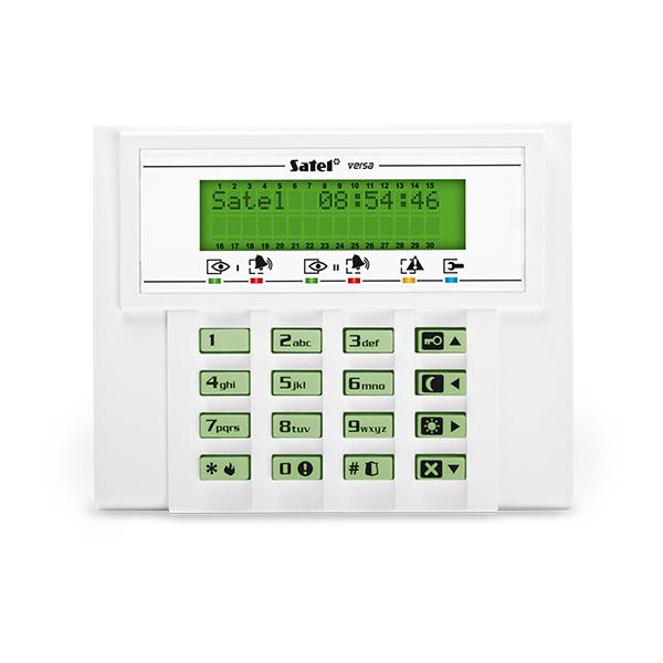 MANIPULATOR SATEL VERSA-LCD-GR; 9166